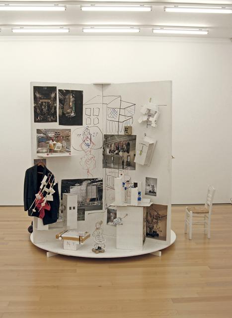 , 'Die Walze,' 2012, Eleni Koroneou