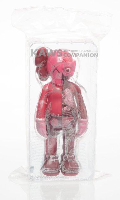 KAWS, 'Flayed Companion (Blush)', 2016, Heritage Auctions