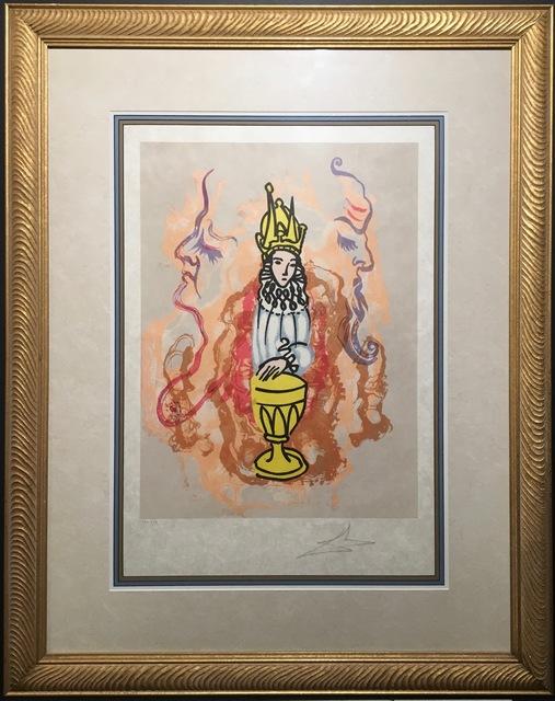 Salvador Dalí, 'Prince of Cups', 1979, Kings Wood Art