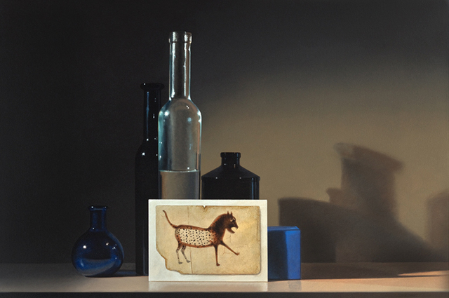 , 'Still Life with Bill Traylor,' 2012, Dolby Chadwick Gallery