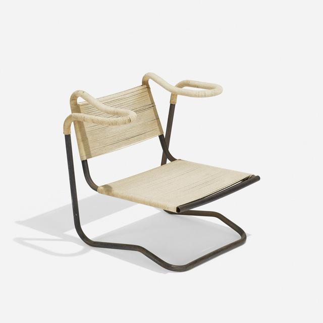 Dan Johnson, Inc., 'Lounge Chair, Model 2750', c. 1950, Wright
