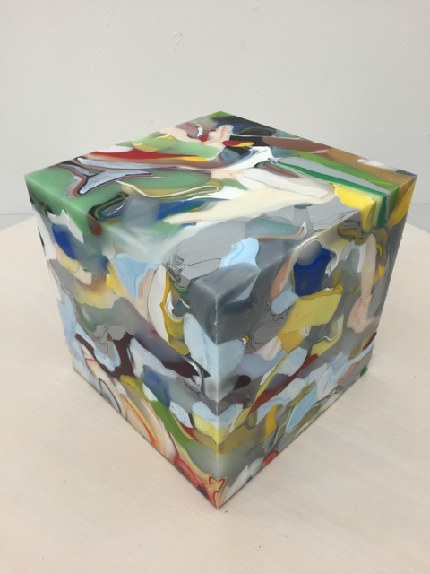 , 'Box of Bricks,' 2016, Inda Gallery