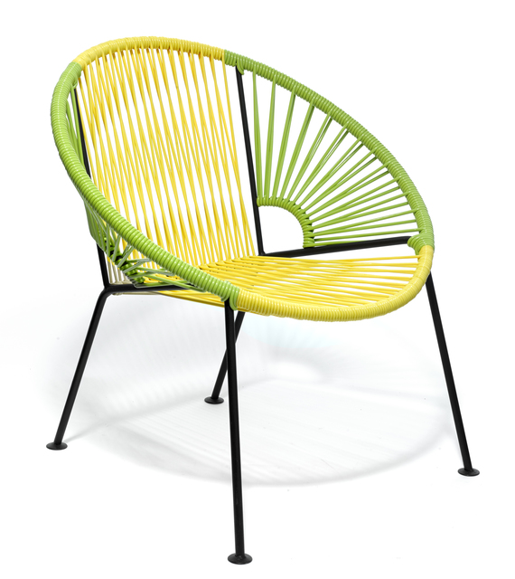 , 'Mini Ixtapa Chair,' 2015, kinder MODERN