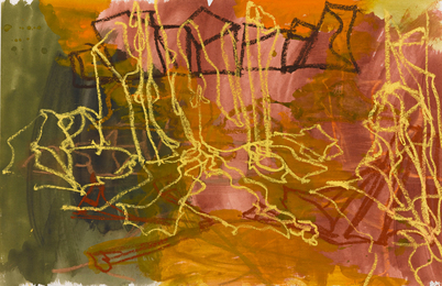 Per Kirkeby, 'Untitled,' 1995, Sotheby's: Contemporary Art Day Auction