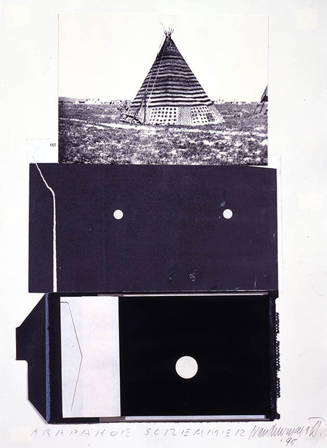 , 'Arapahoe Screamer,' 1995, Pavel Zoubok Gallery