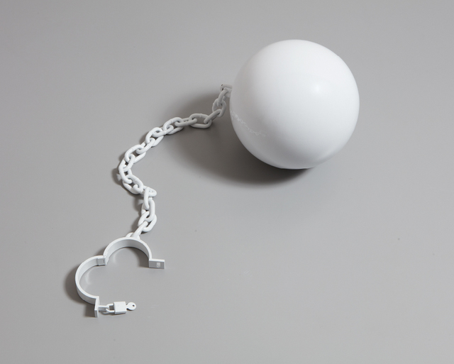 Elmgreen & Dragset, 'Ball and Chain', 2004, Phillips
