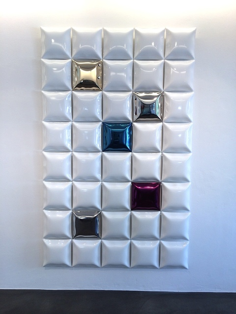 , 'Cushion Comfort No.1,' 2014, Galerie Clemens Gunzer