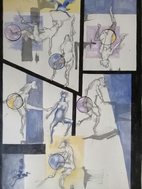 , 'Untitled 3,' 2018, Galerie Galea