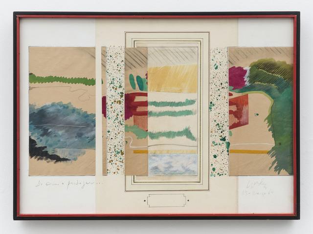 , 'De Como a Paisagem,' 1964, Bergamin & Gomide