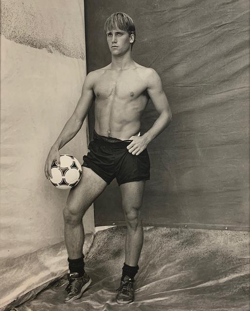 Bruce Weber, 'Tom Kain (Soccer), Colorado Sports Festival', 1983, ClampArt