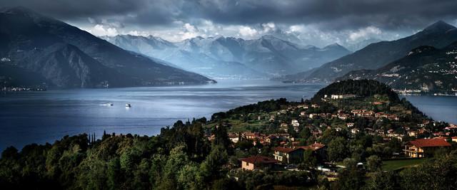 David Drebin, 'Escape to Lake Como', 2012, CAMERA WORK