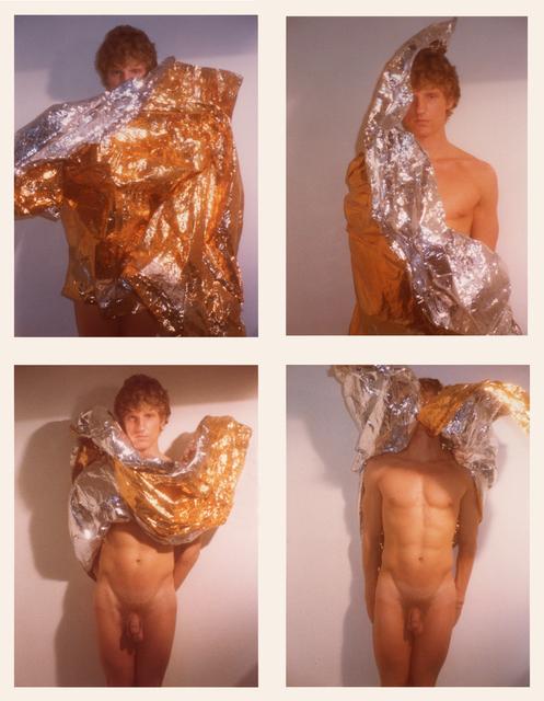 , 'Robert (Candy Wrapper Series),' 1977, Danziger Gallery