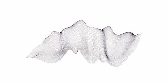 , 'Linescape 7,' 2016, Artemisa Gallery