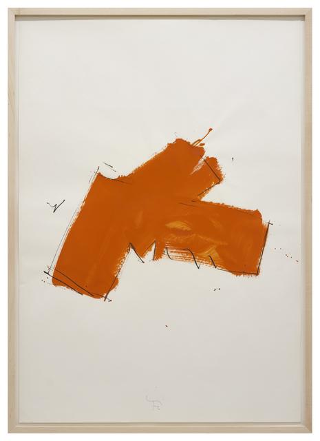 , 'Ohne Titel (Untitled),' 1976, Jahn und Jahn