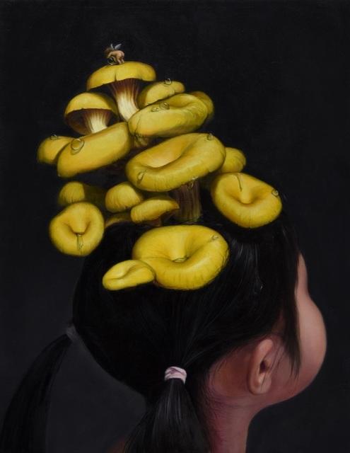, 'mushroom,' 2018, Gallery Seizan