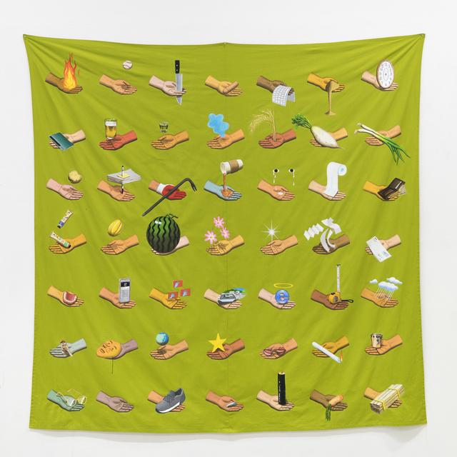 , 'For Whom Do I Paint?,' 2017, Hakgojae Gallery