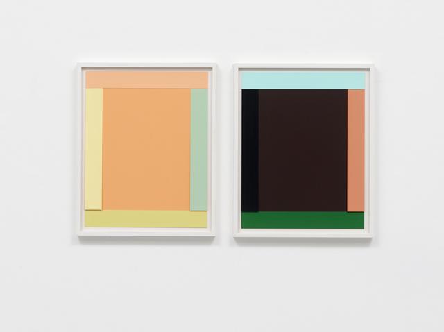 , 'Anima Mundi 48-2 II Ed.,' 2011-2015, Galerie Christian Lethert