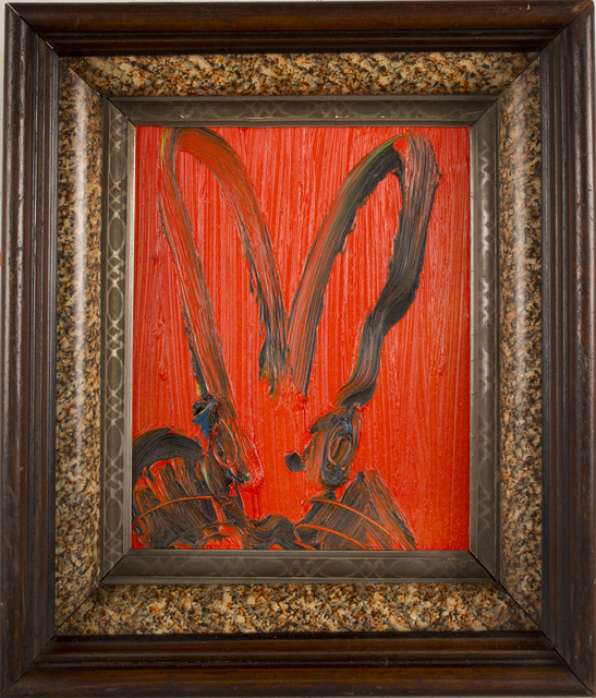 , 'Untitled (Bunny on Red),' , Gilman Contemporary