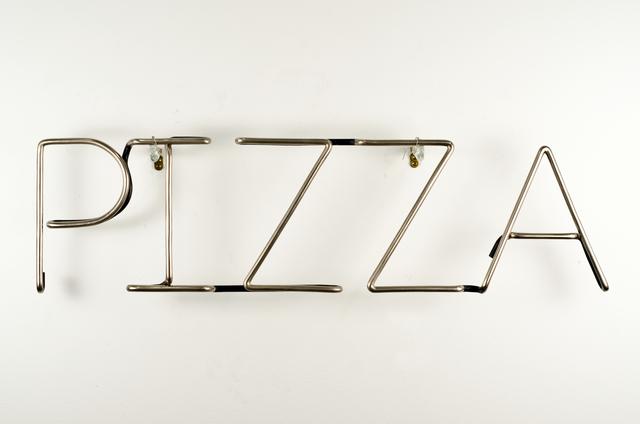 , 'PIZZA,' 2014, Greg Kucera Gallery