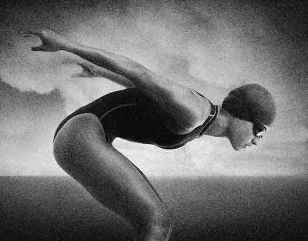, 'Nadadora,' , Galeria Tempo