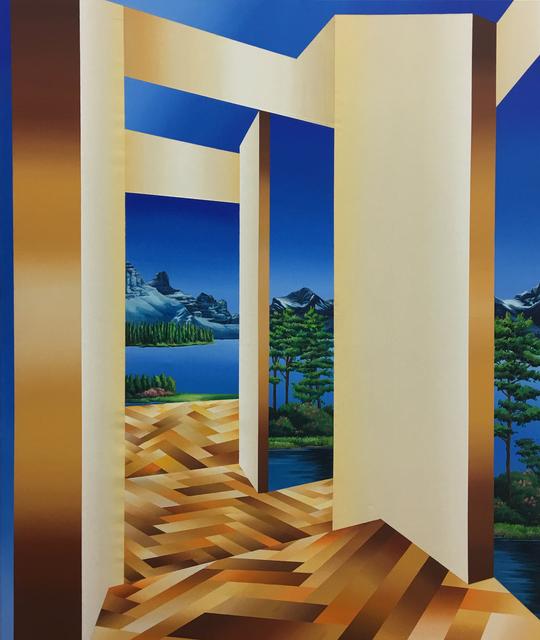 , 'Six island,' 2016, Galerie Michael Schultz