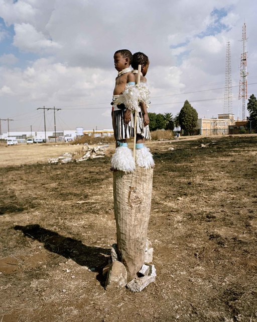 Namsa Leuba, 'Struggle, from the series Zulu Kids ', 2014, Art Twenty One