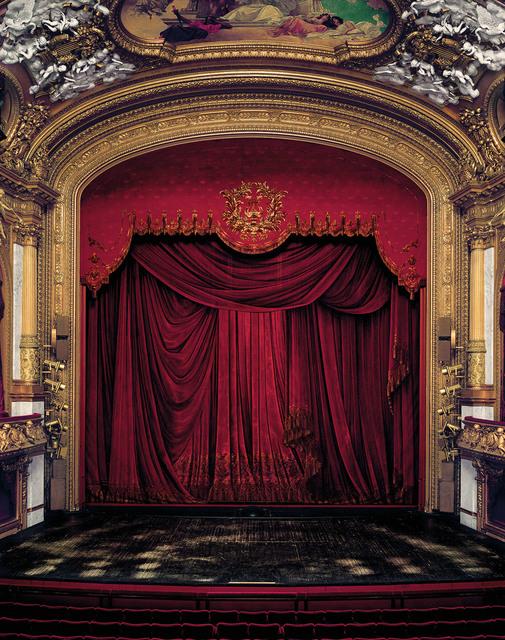 , 'Curtain, Kungliga Operan, Stockholm, Sweden,' 2008, Damiani