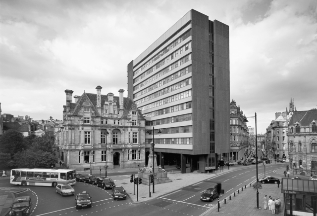 , 'Westgate, Newcastle upon Tyne,' 2001, L. Parker Stephenson Photographs