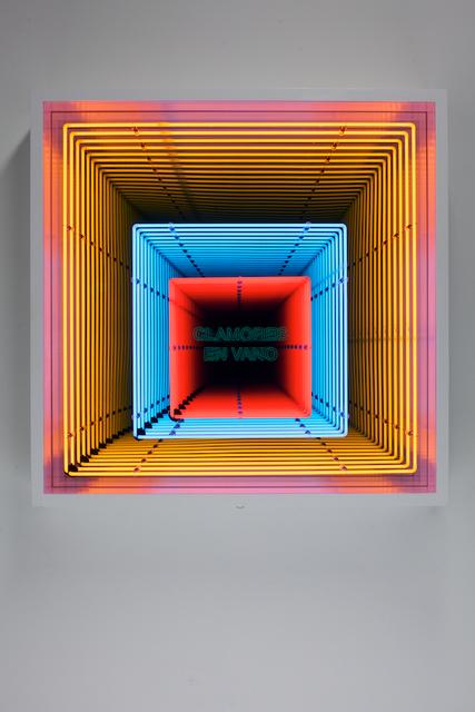 , 'Clamoras en Vano,' 2013, Galerie Daniel Templon
