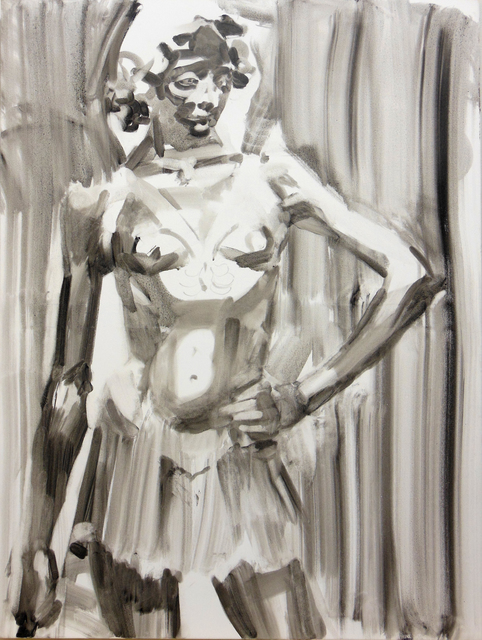 , 'David,' 2015, Galerija VARTAI