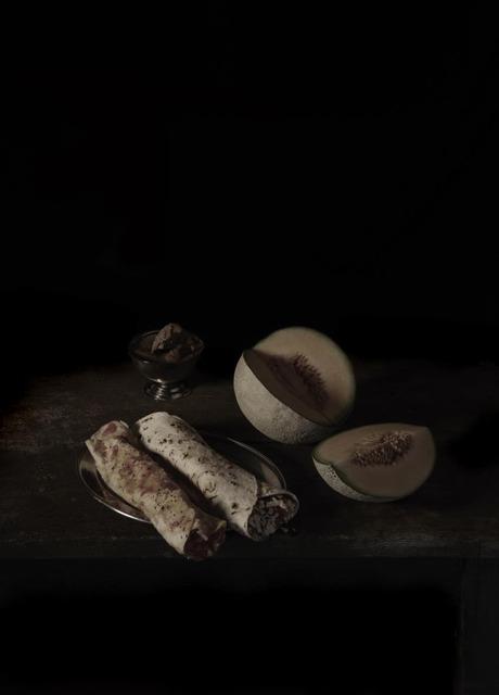 , 'Last Meal on Death Row, Texas: Paul Nuncio,' 2011, Patricia Low