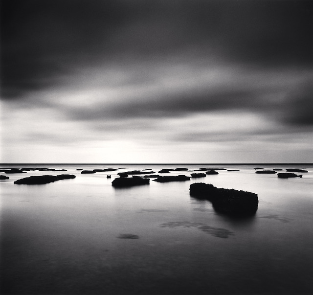 , 'Rocks on Water, Shinri Hama, Okinawa, Japan,' 2002, Vision Neil Folberg Gallery