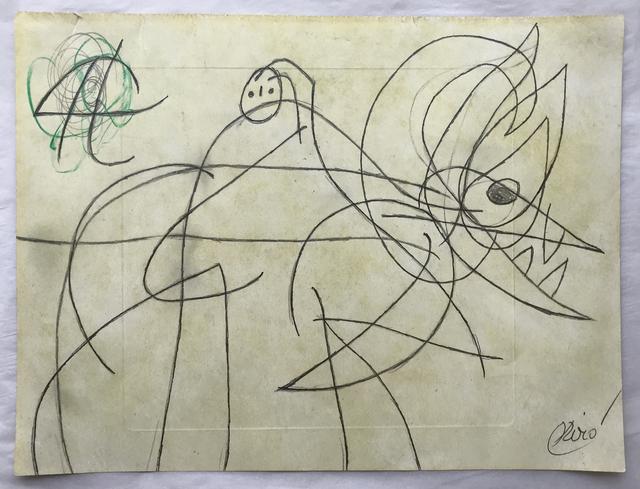 , ' Femme Oiseau ,' 1977, Fairhead Fine Art Limited