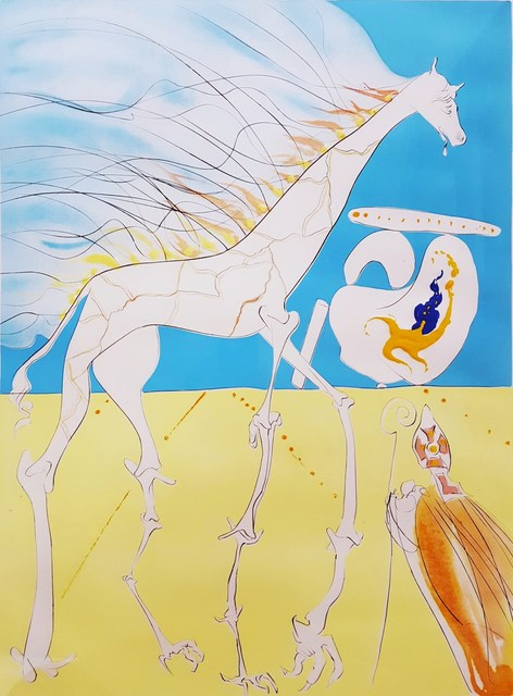 , 'Girafe Saturnienne (Saturnian Giraffe),' 1974, Graves International Art