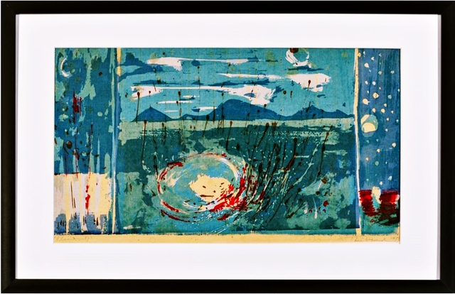 Wayne Thiebaud, 'Elements', 1955, Alpha 137 Gallery