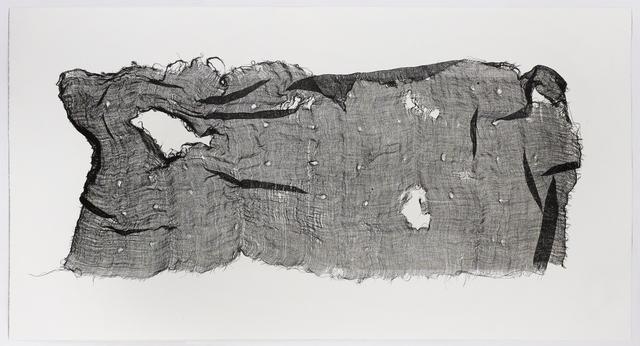 , 'Text 3 ,' 2017, Tamarind Institute
