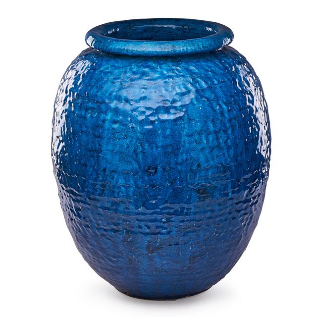 Volkmar, 'Floor Vase, Persian Blue glaze, New Jersey', 1931, Design/Decorative Art, Rago/Wright