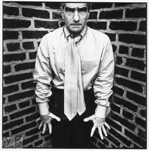 , 'Martin Scorsese,' 1995, Weiss Katz Gallery