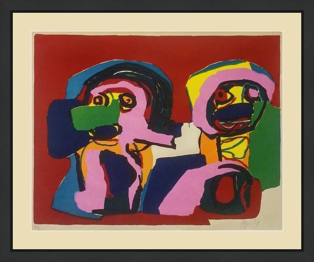 Karel Appel, 'UNTITLED', 1969, Gallery Art