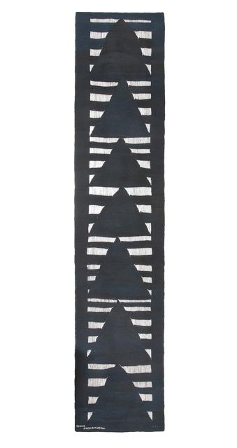 , 'Baz #4 kilim,' 2012, Carwan Gallery