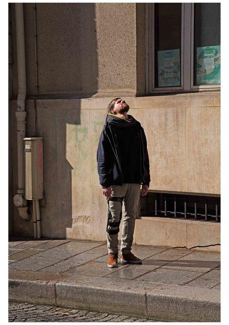 , 'gewohnter Wille #XII,' 2016, galerie burster
