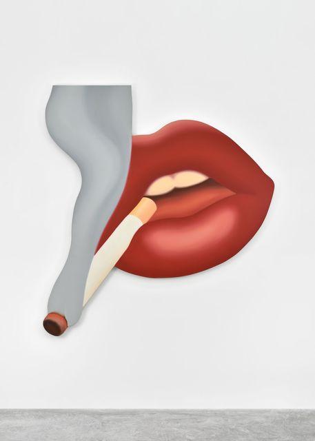 , 'Smoker #3,' 1968, Almine Rech