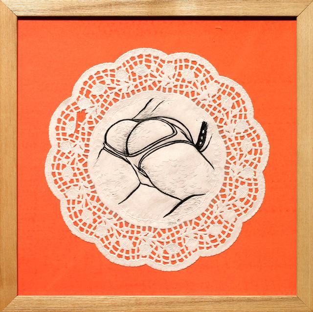 , 'Tea & Cake I,' 2018, Paradigm Gallery + Studio