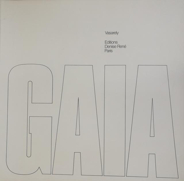 , 'GAIA,' 1975, Galerie du Griffon