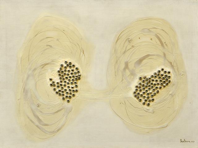 , 'L'Isola degli occhi (The Island Of The Eyes),' 1967, Musée d'Art Moderne de la Ville de Paris