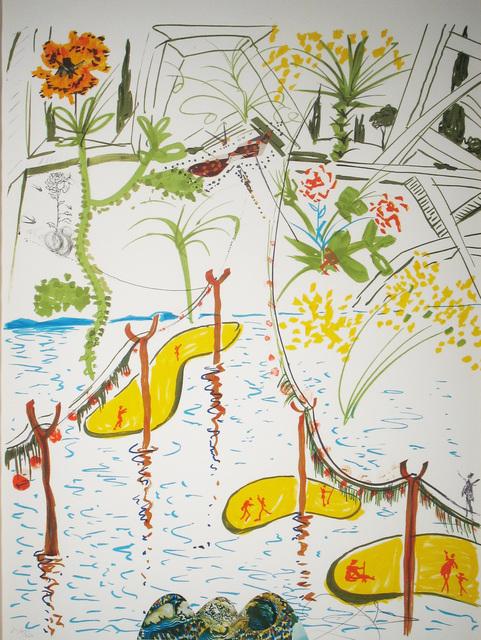 Salvador Dalí, 'Biological Garden', 1975, DTR Modern Galleries