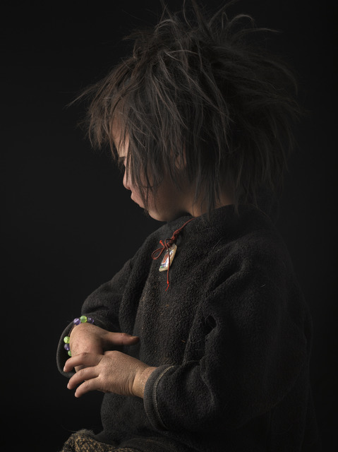, 'Tenzin Kalzom,' 2012, Sous Les Etoiles Gallery