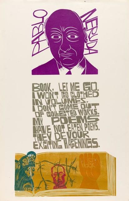 , 'Book, Let Me Go,' ca. 1975, Waterhouse & Dodd
