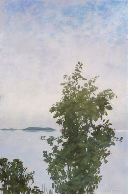 , 'Birch by the Bay ,' , Dowling Walsh