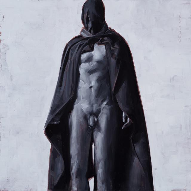 , 'Figure in Black Drapery #2,' 2017, IX Gallery